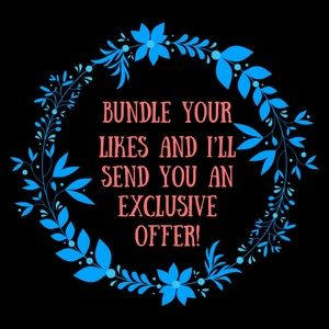 Other - Bundle your likes to get EXCLUSIVE discounts!